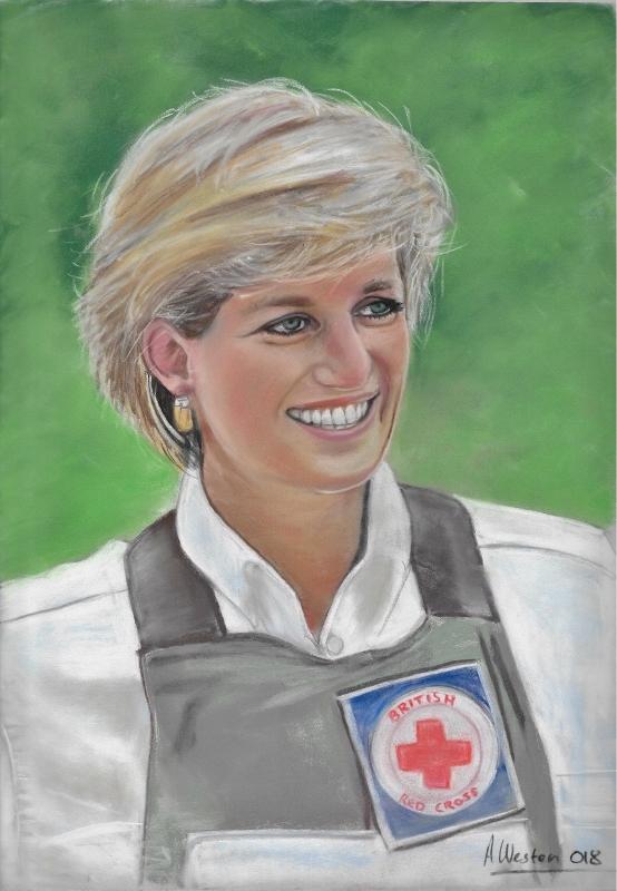 Lady Diana par western61